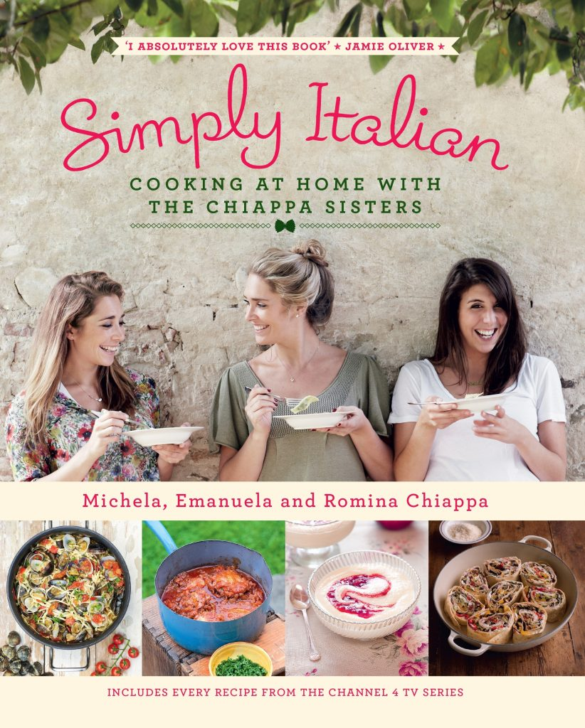 Simply Italian Chiappa sisters