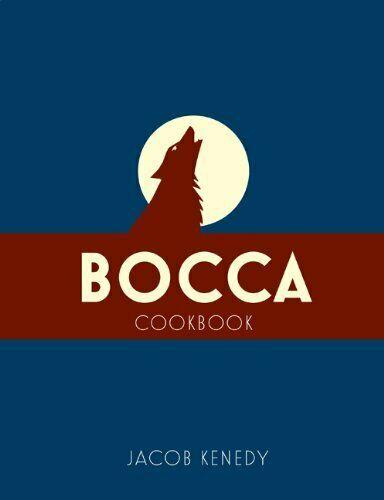 Bocca cookbook
