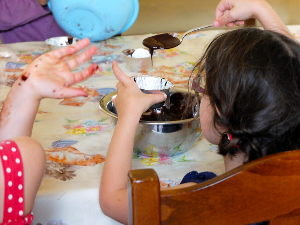Kids Cookery at Villa Pia