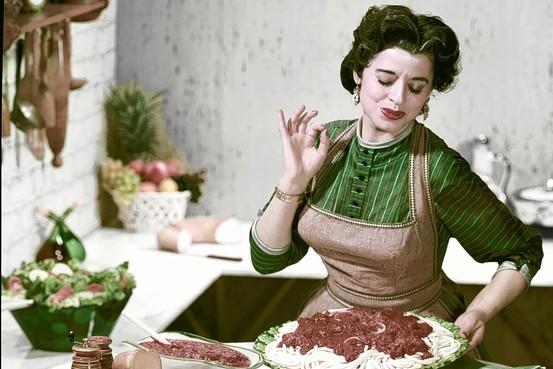 Italian mum