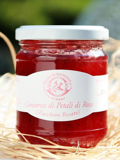 Pietro Romanengo Rose preserve