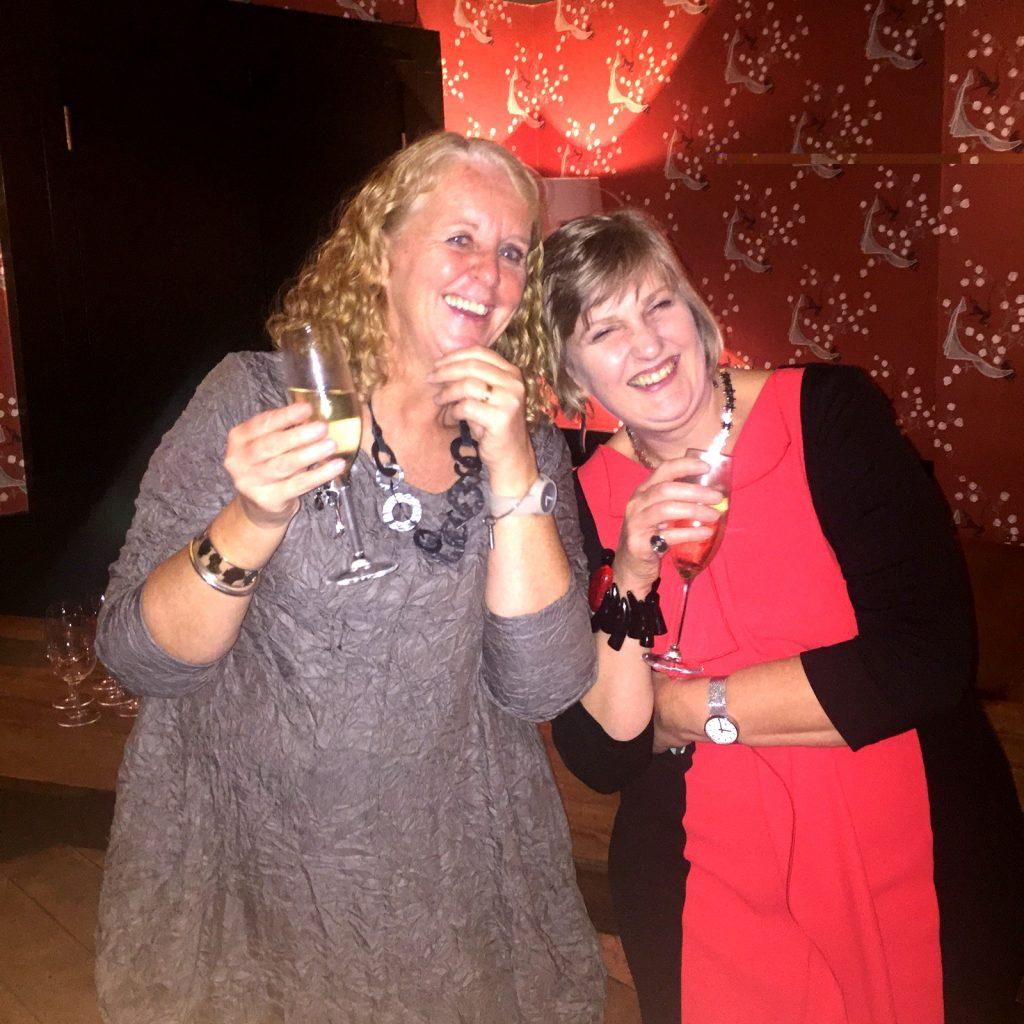 Villa Pia 20 Years guests celebrate