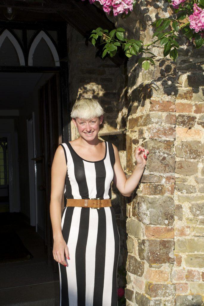 Villa Pia guest Doris