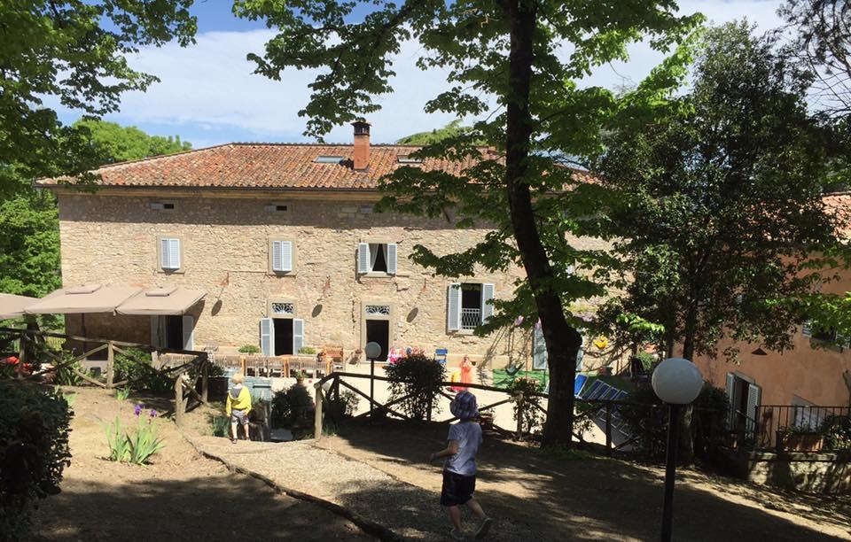 Villa Pia Lippiano